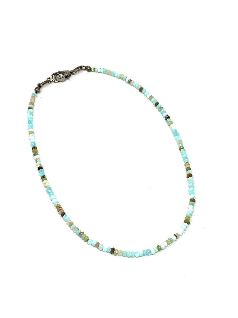 T-Shirt Beaded Necklace Collection
