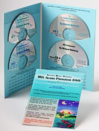 IBS Audio Program 100 for adults - MP3 Download version
