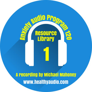 Streamed - Anxiety Program - Resource Library 1 Only