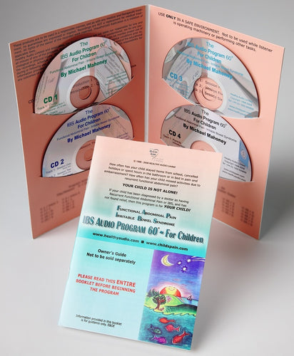 IBS Audio Program 60 - For Children with IBS / FAP - MP3 Download