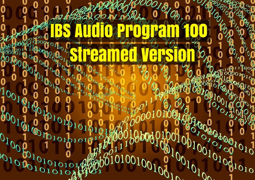 Streamed - IBS Audio Program 100 -BETA TESTING - DO not Purchase.
