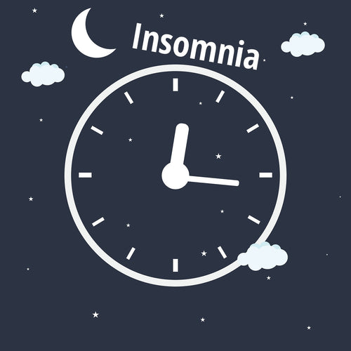 Insomnia Audio Program - MP3 Download