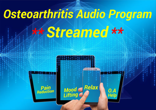 Osteoarthritis Audio Program 60 - Streamed Version
