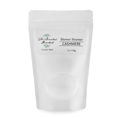 CASHMERE Shower Steamer