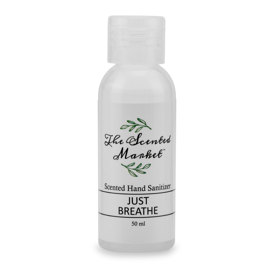 JUST BREATHE Gel Hand Sanitizer