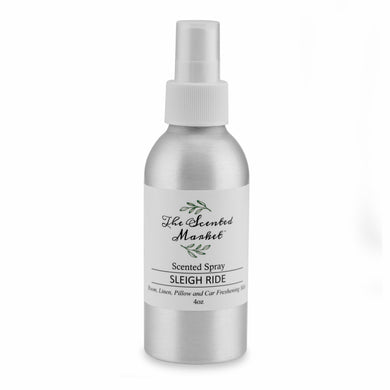 Sleigh Ride Room Spray 4 oz