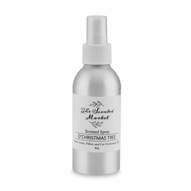 O' CHRISTMAS TREE Room Spray 4 oz
