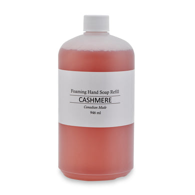 CASHMERE Foaming Hand Soap Refill