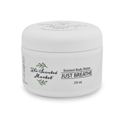 JUST BREATHE Scented Body Butter