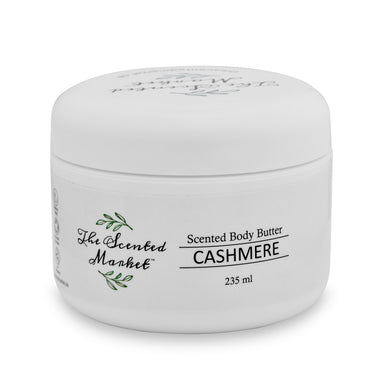CASHMERE Scented Body Butter