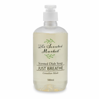 JUST BREATHE Dish Soap