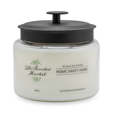 4 Wick Soy Wax Candle 69 oz
