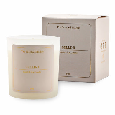 BELLINI Soy Wax Candle 6 oz