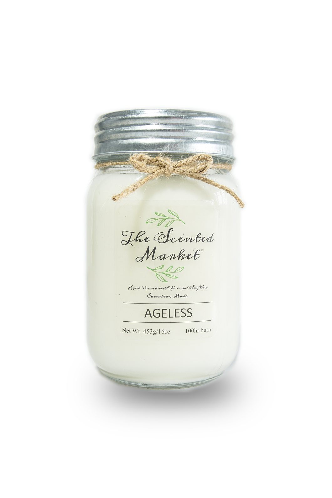AGELESS SOY WAX CANDLE 16oz