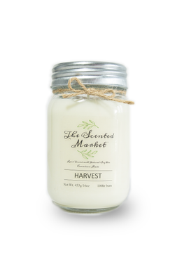 HARVEST Soy Wax Candle 16 oz