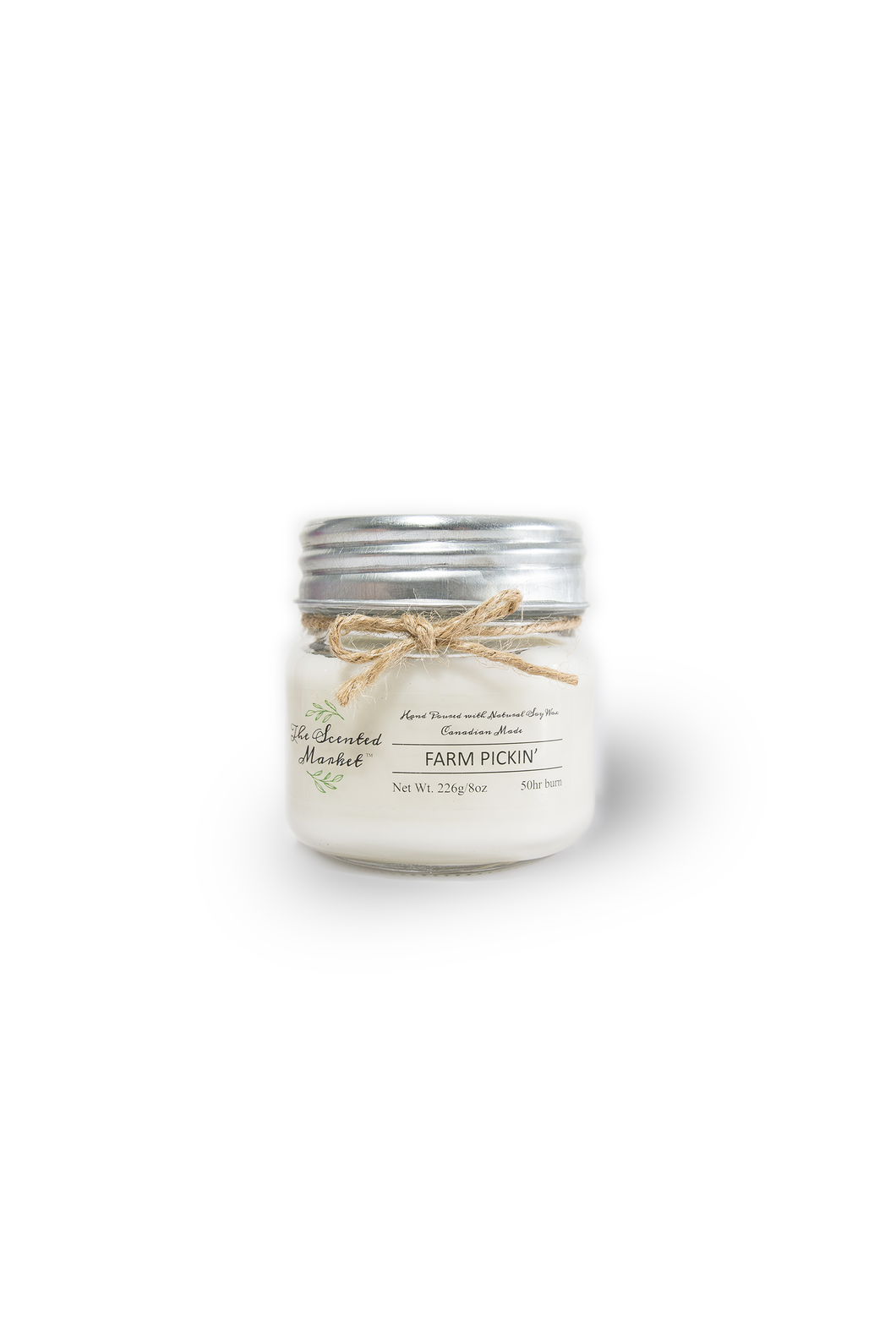 FARM PICKIN' SOY WAX CANDLE 8oz