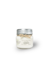 WARMTH Soy Wax Candle 8 oz