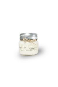 HARVEST SOY WAX CANDLE 8oz