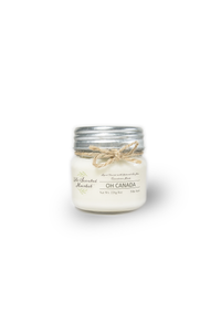 OH CANADA Soy Wax Candle 8 oz