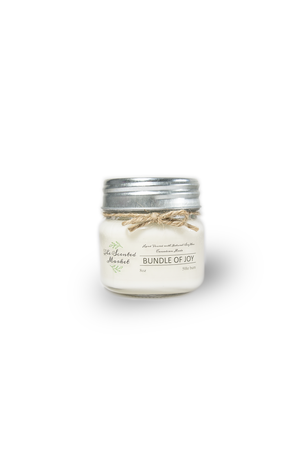 BUNDLE OF JOY SOY WAX CANDLE 8oz
