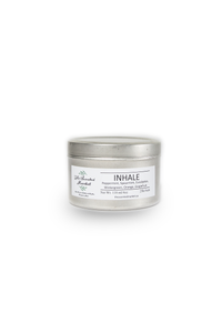 INHALE ....  Mini Essential Oil Candle
