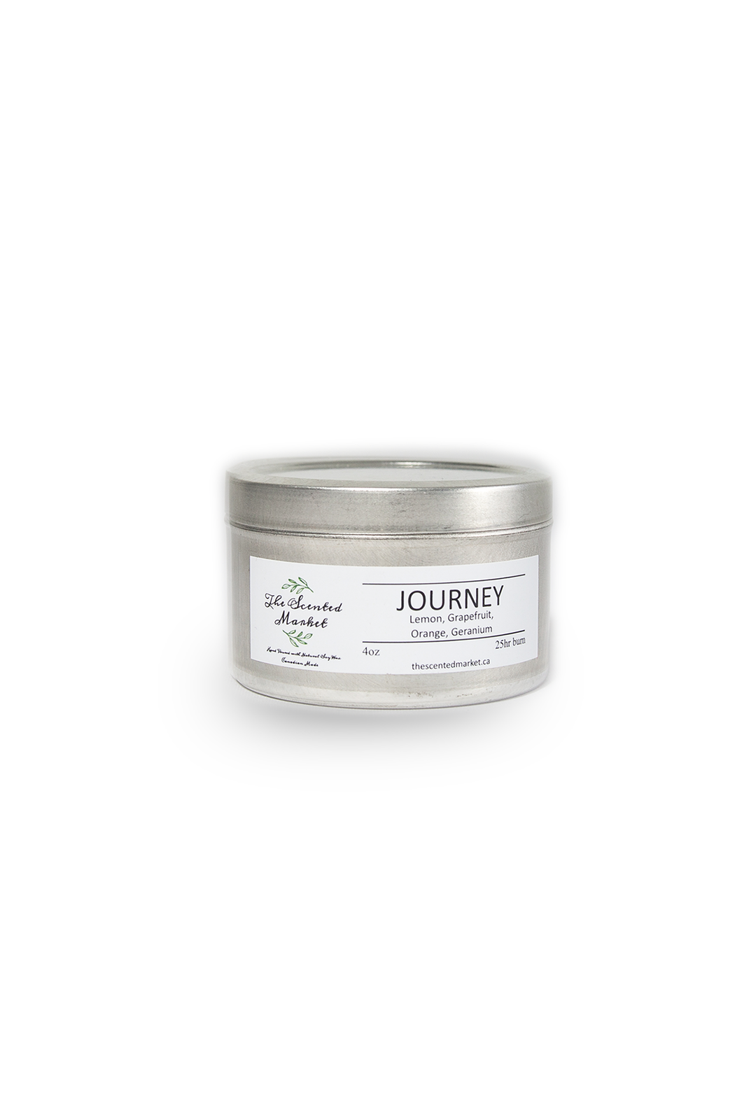 JOURNEY.... Mini Essential Oil Candle