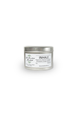 INHALE ..... Essential Oil Candle