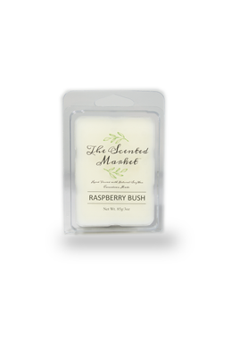RASPBERRY BUSH Soy Wax Melt