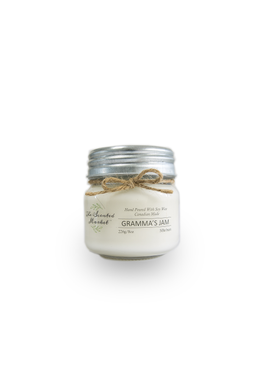 GRAMMA'S JAM SOY WAX CANDLE 8oz