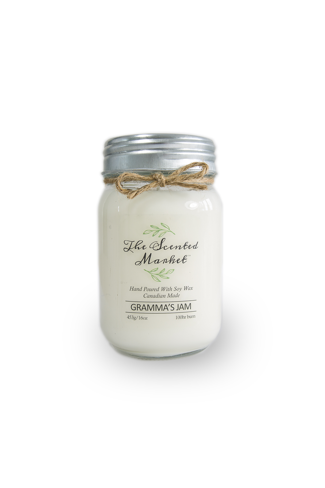 GRAMMA'S JAM SOY WAX CANDLE 16oz