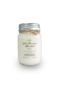 HOME MADE SOY WAX CANDLE 16oz