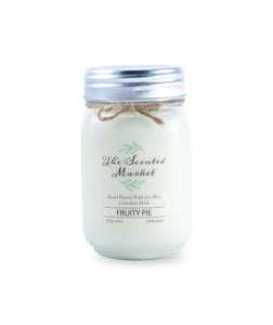 FRUITY PIE Soy Wax Candle 16 oz