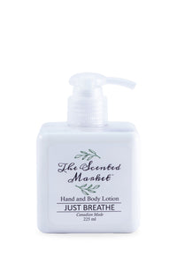 Hand & Body Lotion Just Breathe