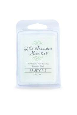 FRUITY PIE Soy Wax Melt