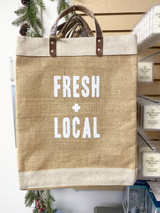 Fresh & Local Tote