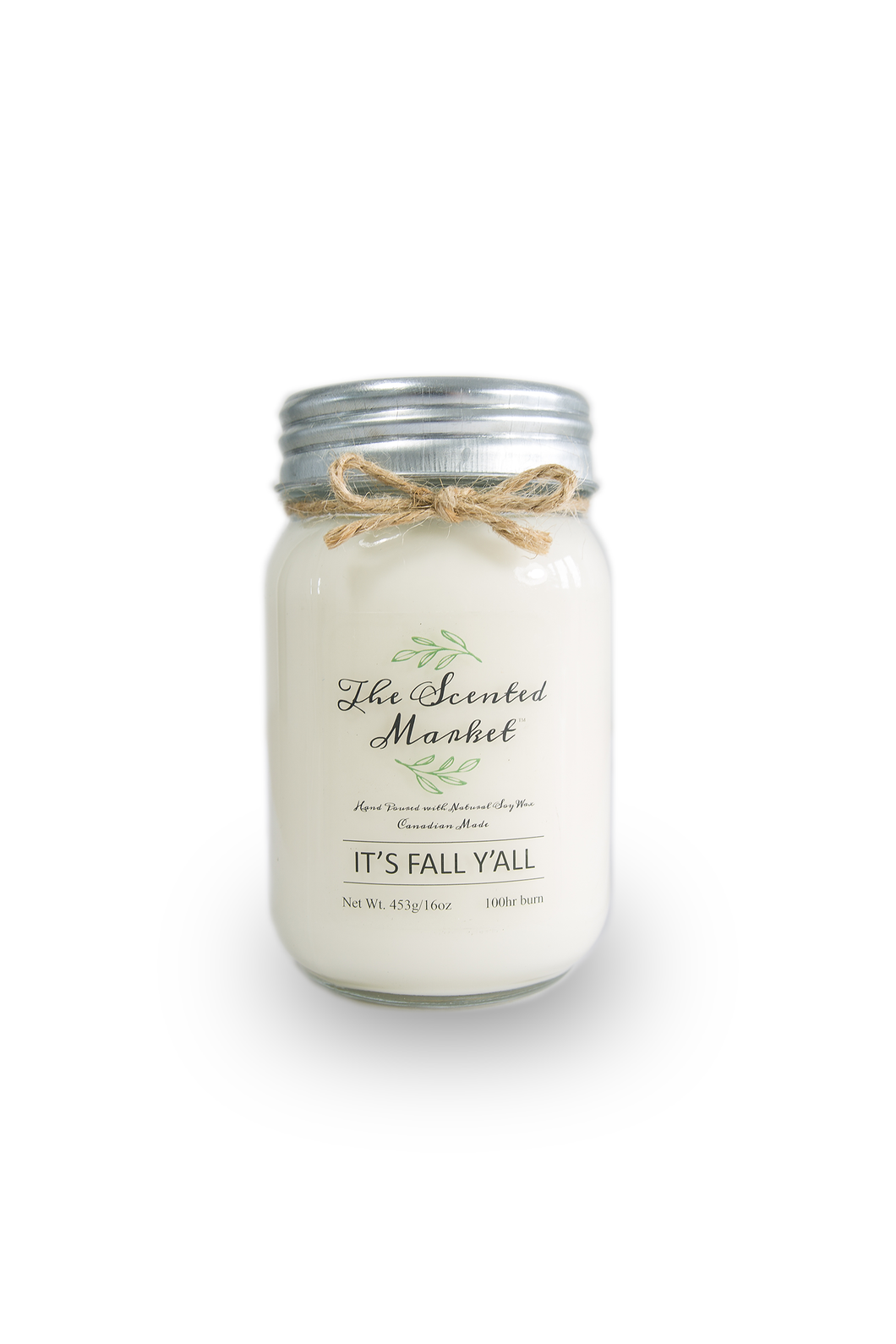 IT'S FALL Y'ALL  SOY WAX CANDLE 16oz
