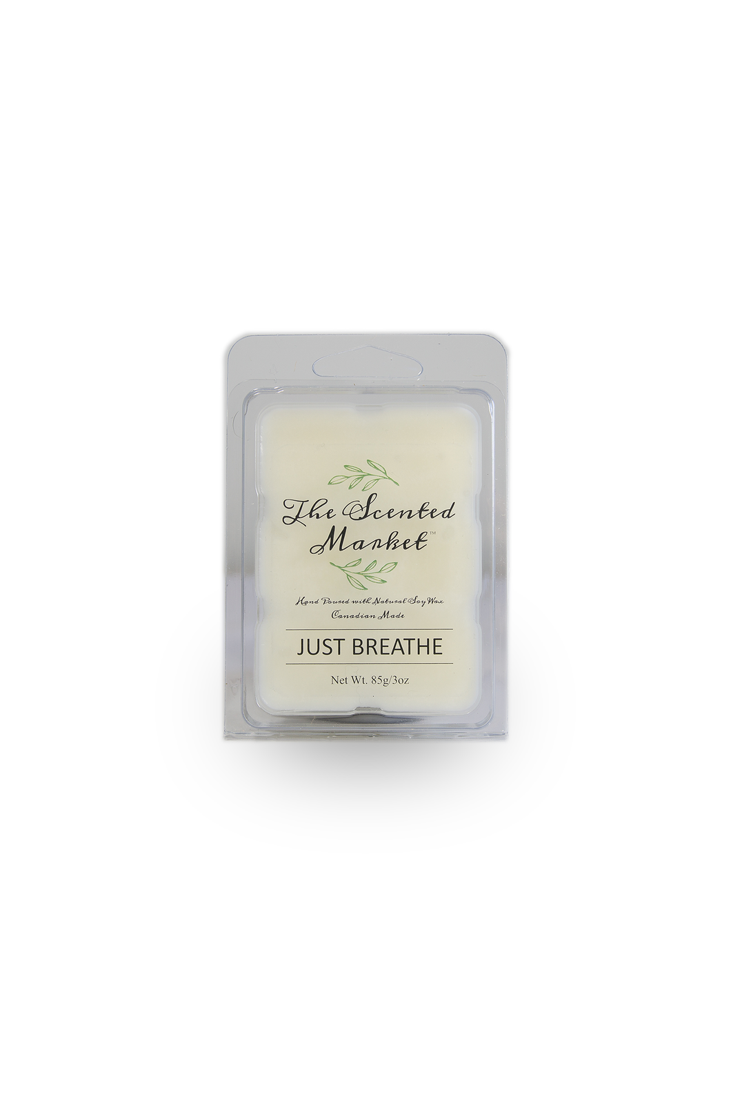 JUST BREATHE SOY WAX MELT