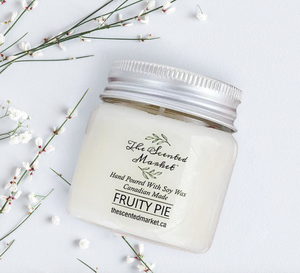 FRUITY PIE SAMPLE CANDLE