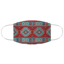 Load image into Gallery viewer, Ethnic Colorful Pattern Printed Fabric Face Mask Aztec Tribal