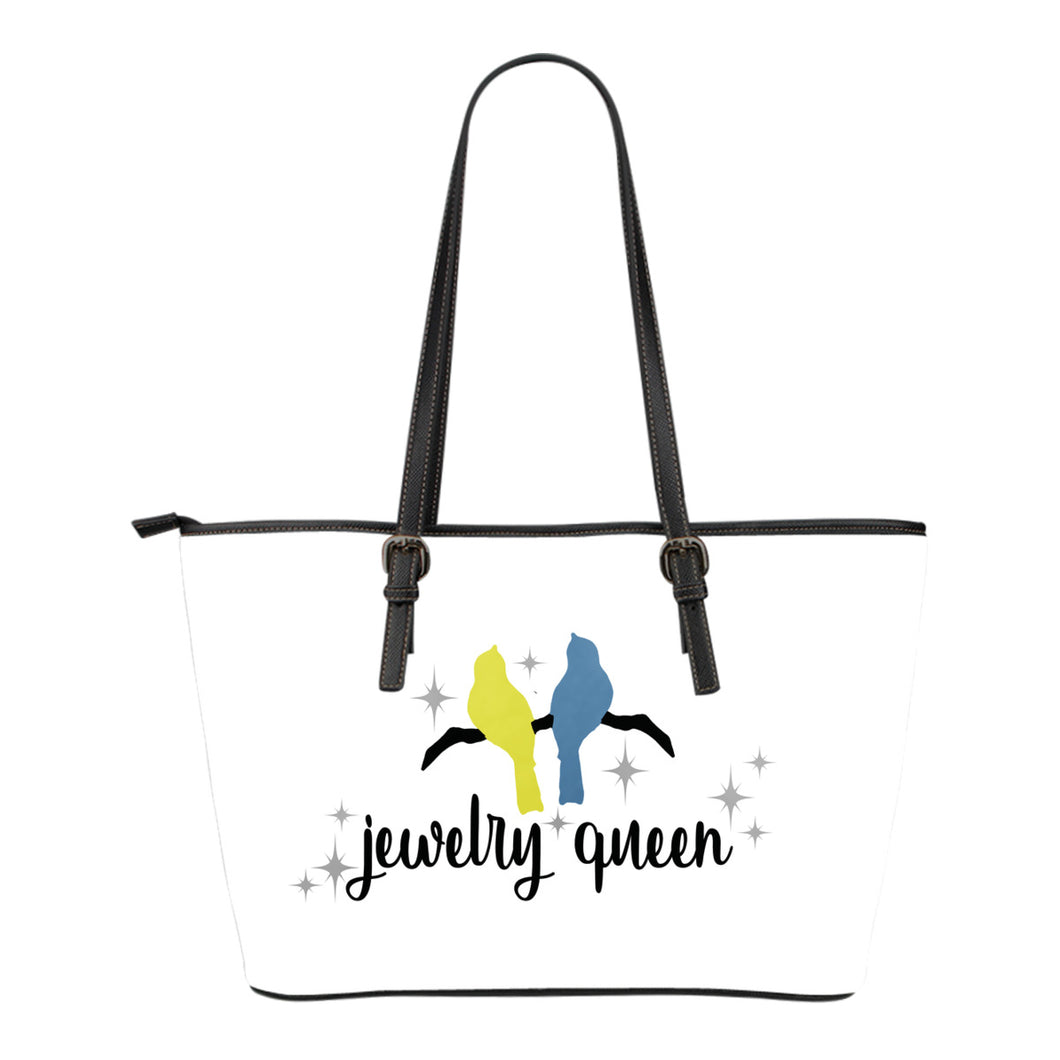 Jewelry Queen Tote Bag Chloe+Isabelle Consultant Bag