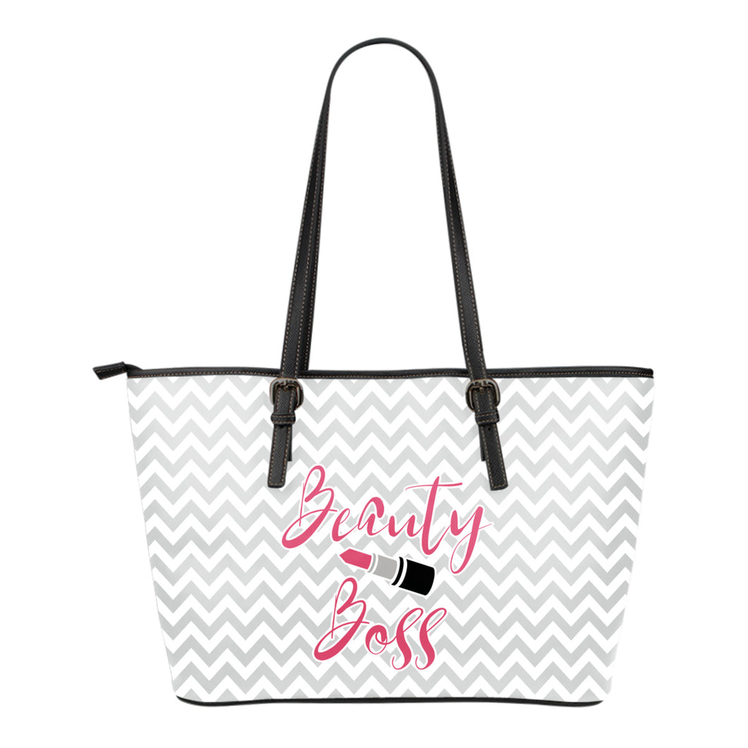 Beauty Boss Tote Bag Design Makeup Avon Mary Kay Direct Sales Swag