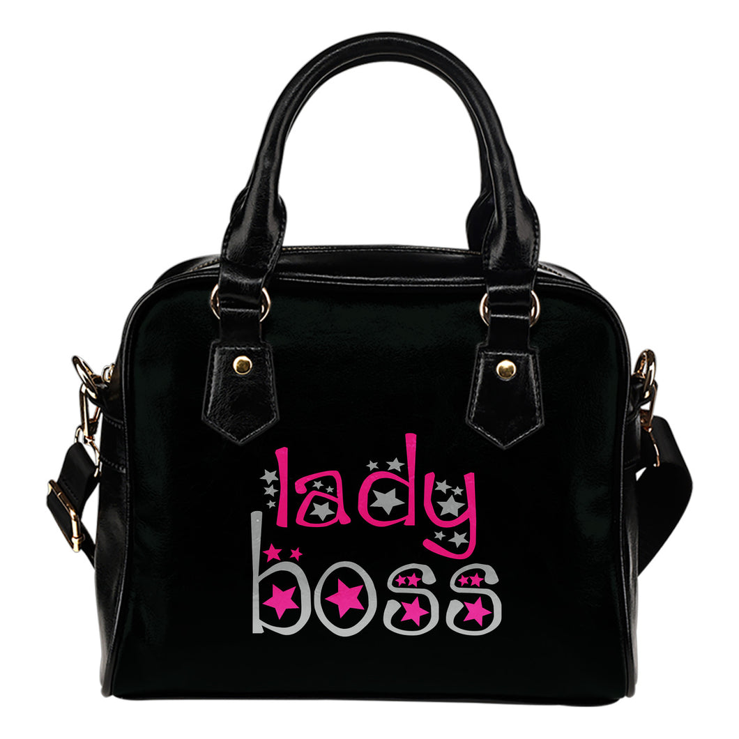 Lady Boss Stars Handbag