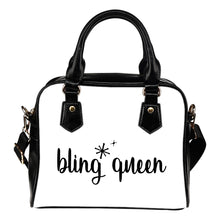 Bling Queen Retro Handbag