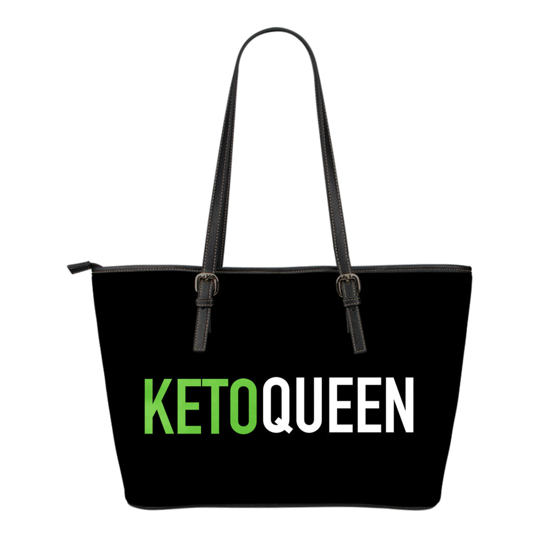 Keto Queen Tote Bags
