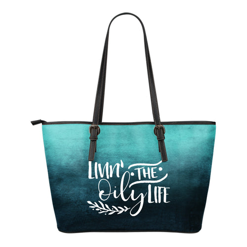 Livin' The Oily Life Essential Oil Consultant Tote Bags