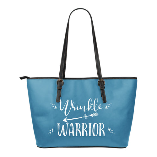Wrinkle Warrior Tote Bags