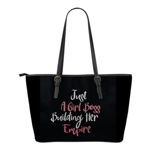 Just A Girl Boss Tote Bag