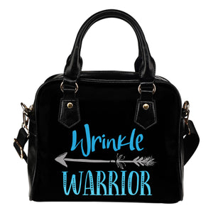 Wrinkle Warrior Handbag Purse