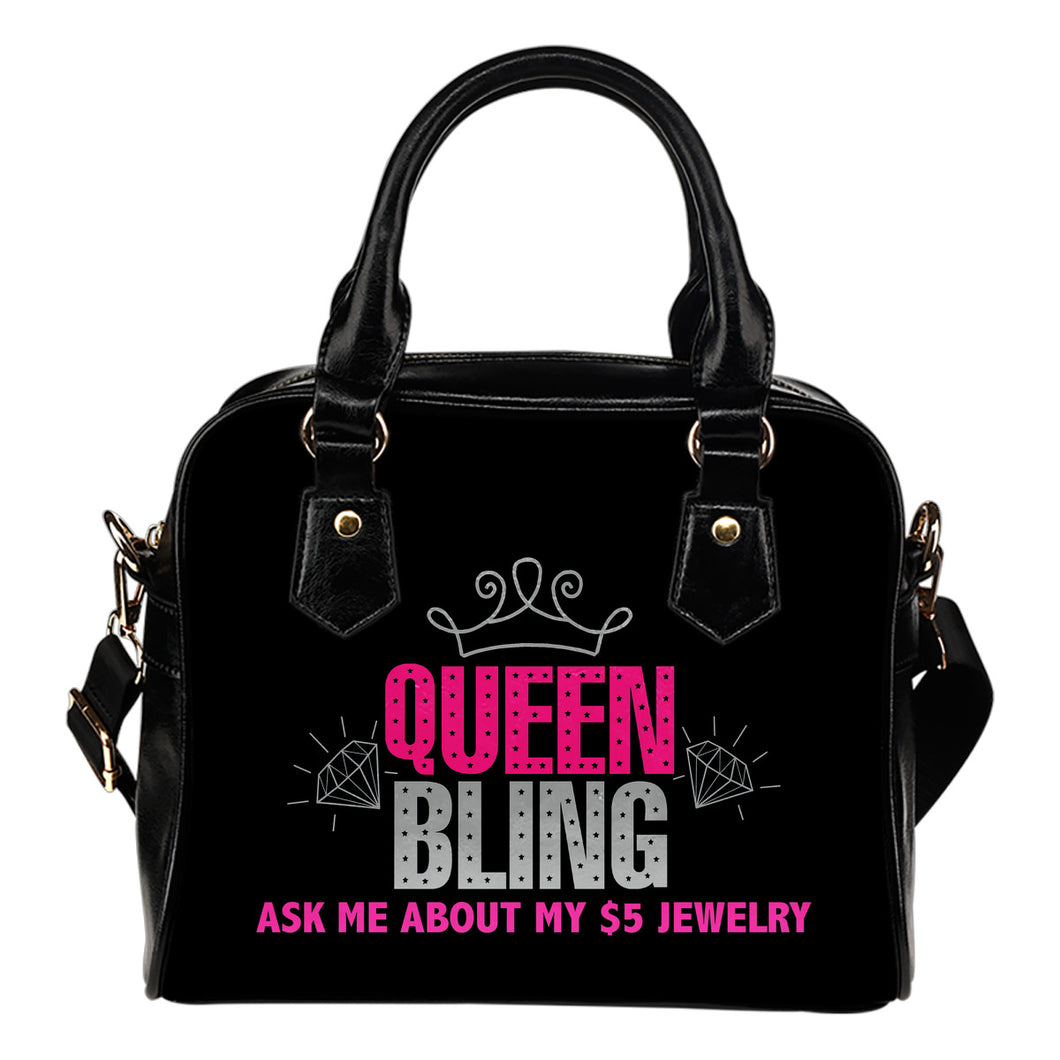 Queen Bling Handbag