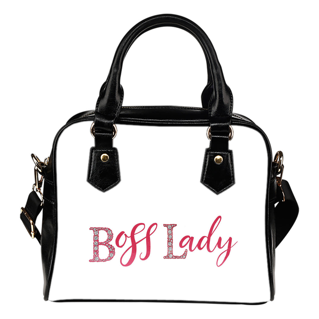 Boss Lady Purse Handbag